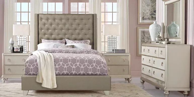 King Size Bedroom Furniture Sets For Sale In 2020 Luxurious Bedrooms Bedroom Sets King Size Bedroom Furniture