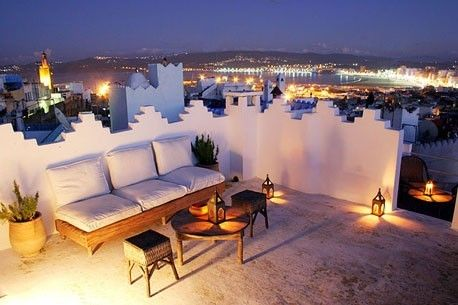 Hotels and B&Bs: Riad Dar Nour, Riad Dar Nour in the heart of the Medina of Tangier
