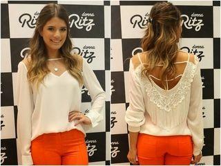 Blusa Ariane - Ref.311 — DMS Boutique