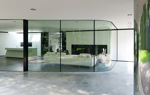 Merveilleux Netherlands Glass House With Future Forward Flair | Modern House Designs