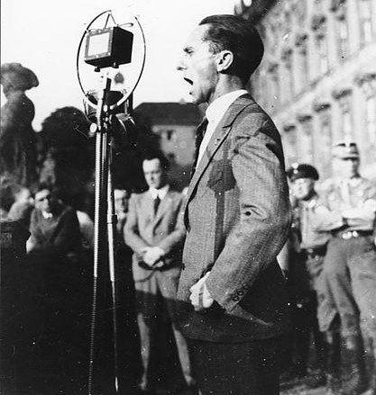 A short history of war time radio propaganda, with soundbytes.