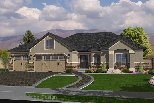 Plans Details :: Plan #R-1767a - Hearthstone Home Design | House ...