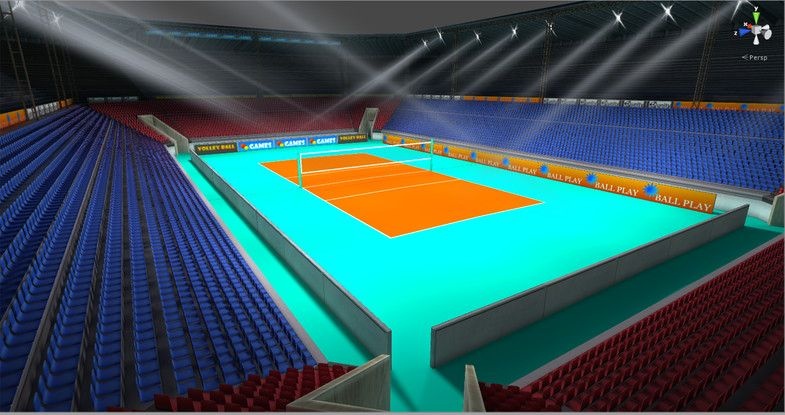 Pin By Designning On New Design City Life 3 In 2020 City Design Stadium Volleyball
