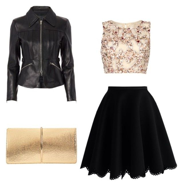 """""""Glam rocks"""" by noor-fadhul on Polyvore featuring Alexander Wang, Chicwish, Raishma and Nina Ricci"""