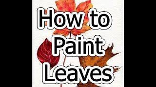 Kelly Eddington Watercolors - YouTube