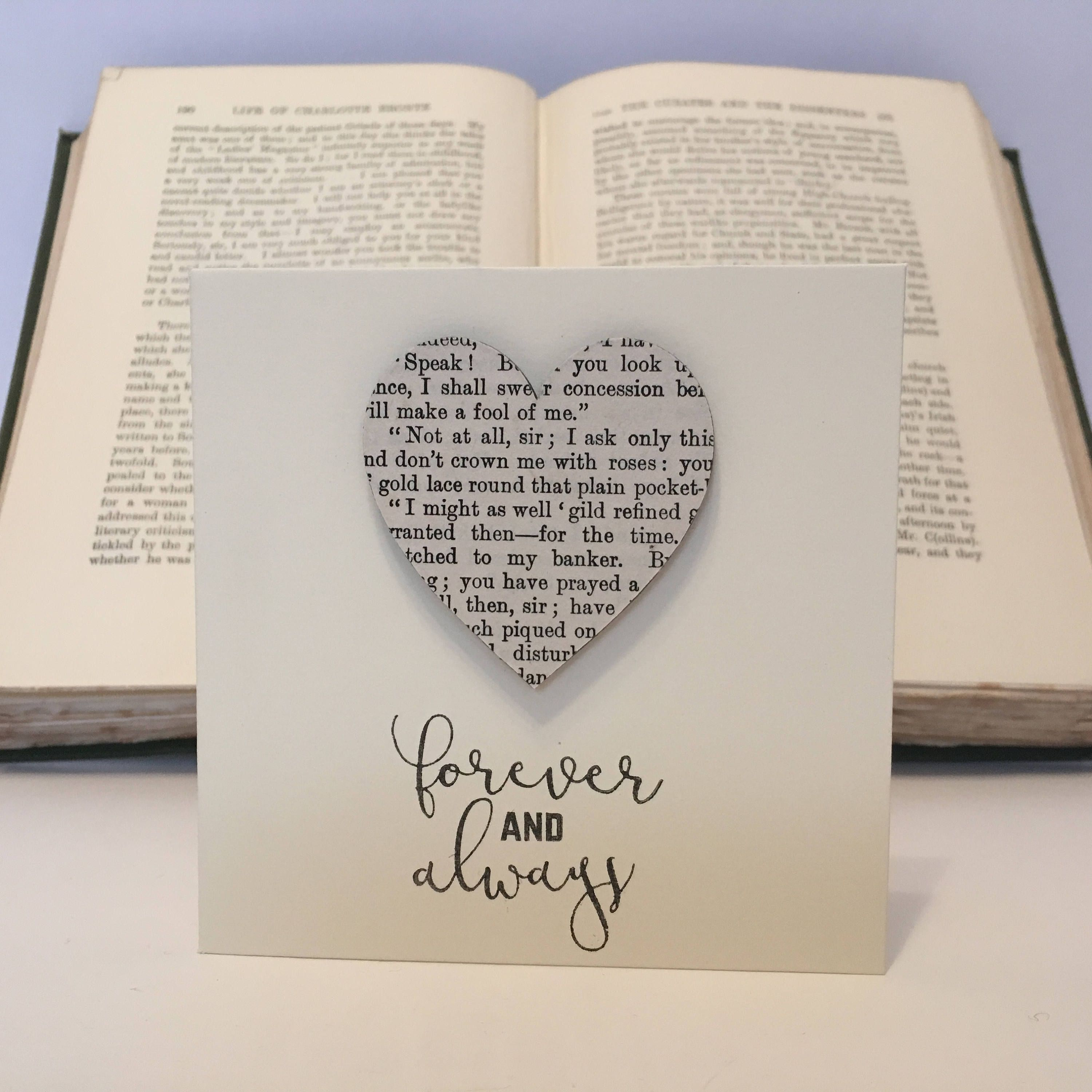 Pin By The Vintage Bookworm On Handmade Cards From The Vintage