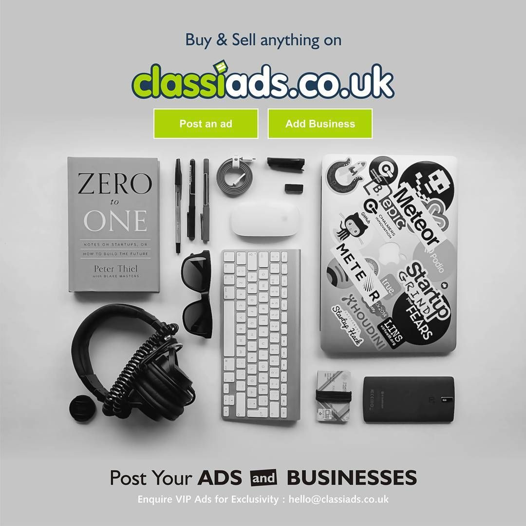 Post an ad and advertise your business on CLASSIADSUK