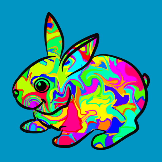 Awesome \'Rabbit\' design on TeePublic! animal, tshirt, t-shirt ...