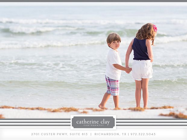 Sibling Beach Pictures Florida Clothing Ideas Child Photography Watercolor