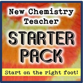 New Chemistry Teacher Starter Pack Lab safety, Classroom signs and - new periodic table lesson ppt