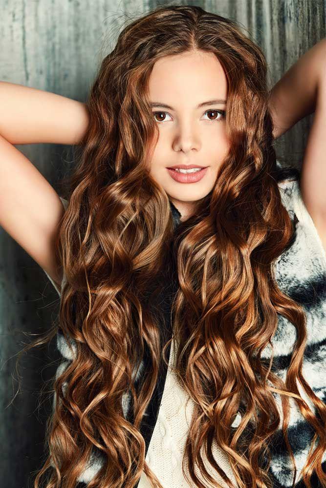 42 Everyday Cute Hairstyles for Long Hair | Grow hair ...
