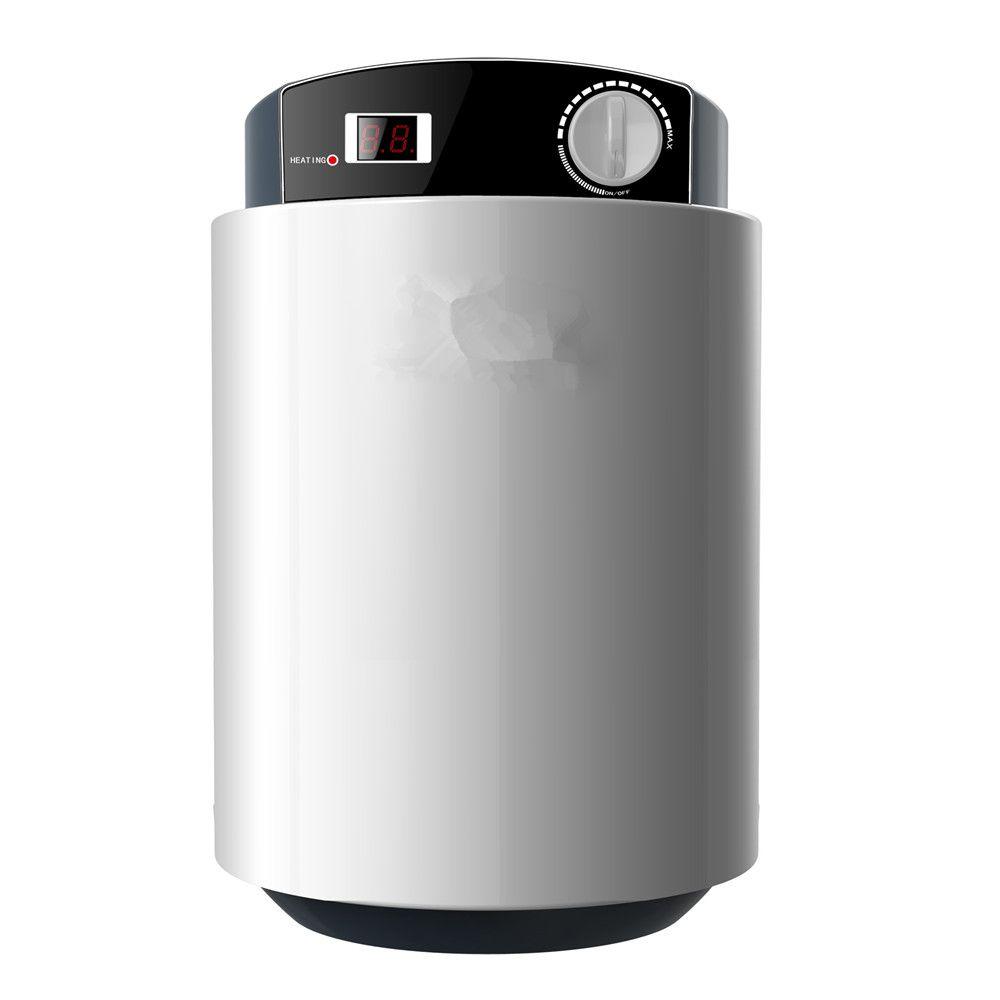 Solar water heater backup mini tank electric storage heater