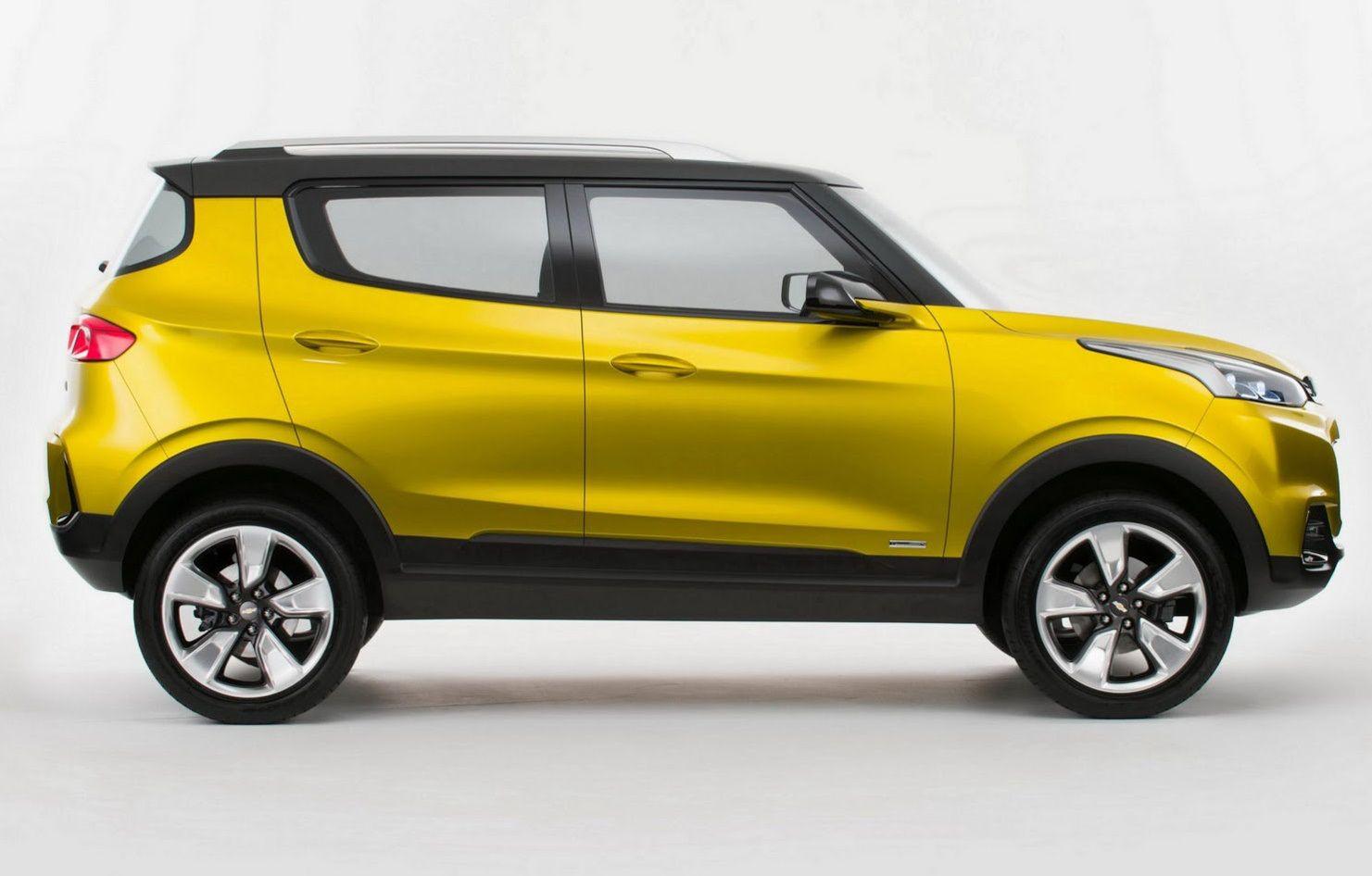 Chevrolet Adra Compact Suv 2015 Spec Price