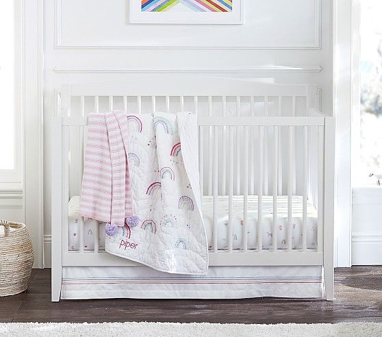 Emerson 4 In 1 Crib 4 In 1 Crib Cribs Convertible Crib