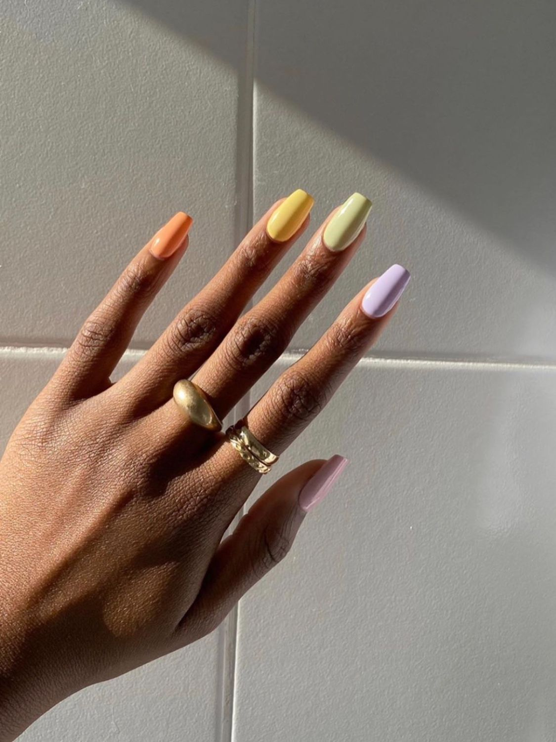 JOURNAL: At-Home Nail Trends