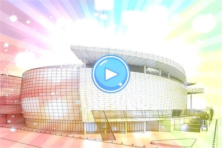 Arena Stadium   Brochure Templa Warriors Arena Stadium   Brochure Templates Free  Warriors Arena Stadium   Brochure Templates Free  Découvrez le Stade Vicente Cald...