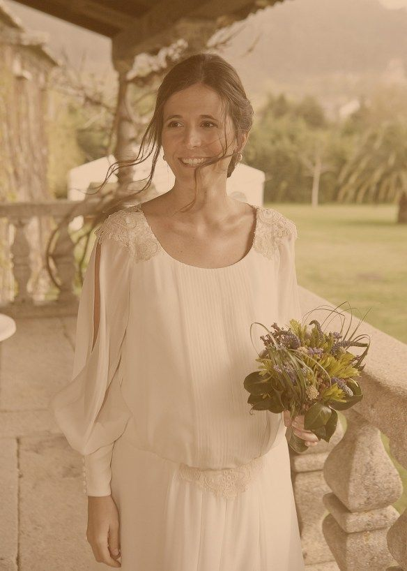 1c9a87baa Vestido de novia para embarazadas · Wedsiting tu web de boda gratis · Blog  de bodas