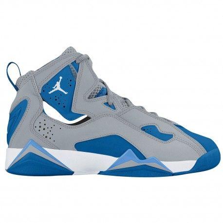 all blue jordan 7
