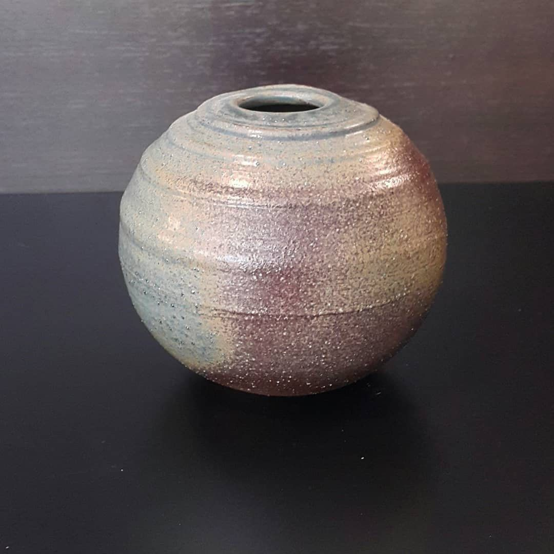 Handmade Round Vase