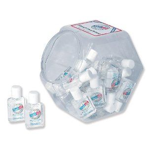 Sanell Mini Hand Sanitizers 30 Pack By Smilemakers Inc 29 99