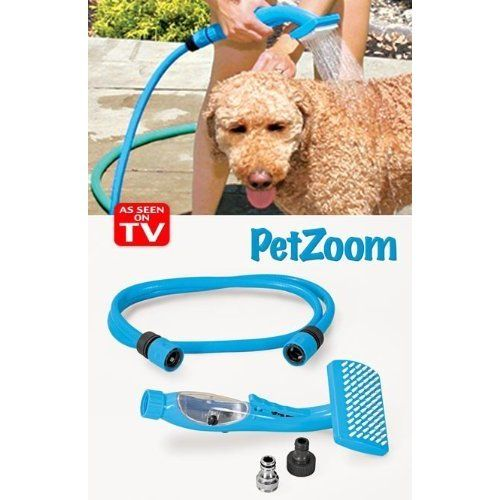 Petzoom Bathe N Groom Pet Cage Dogs Pets