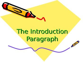 introduction paragraph template pdf