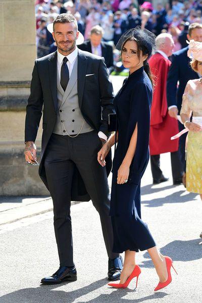 Hochzeitsgaste Meghan Und Harry Das Trugen Die Promis Zur Royal