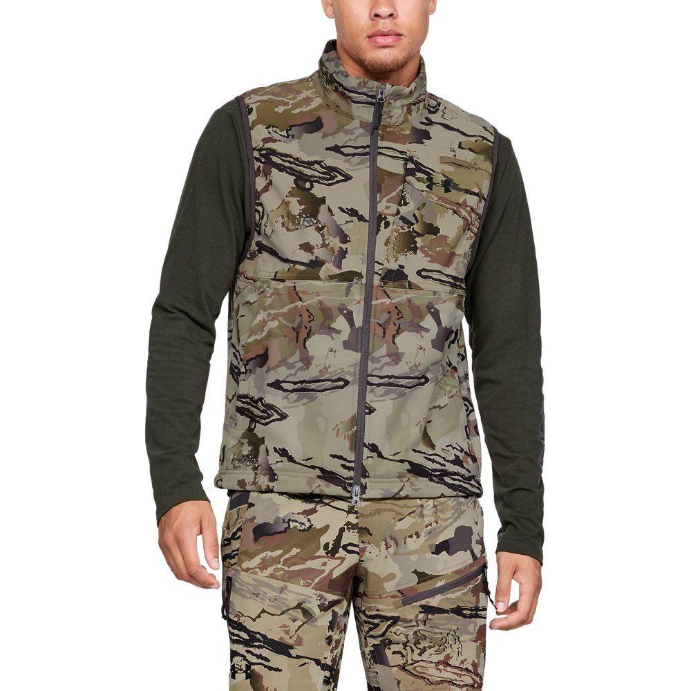 77c7623e0b530 Under Armour Men's Ridge Reaper WINDSTOPPER Vest   Products   Ridge ...