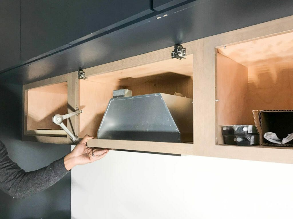 How To Install A Hidden Range Hood In Your Kitchen Range Hood