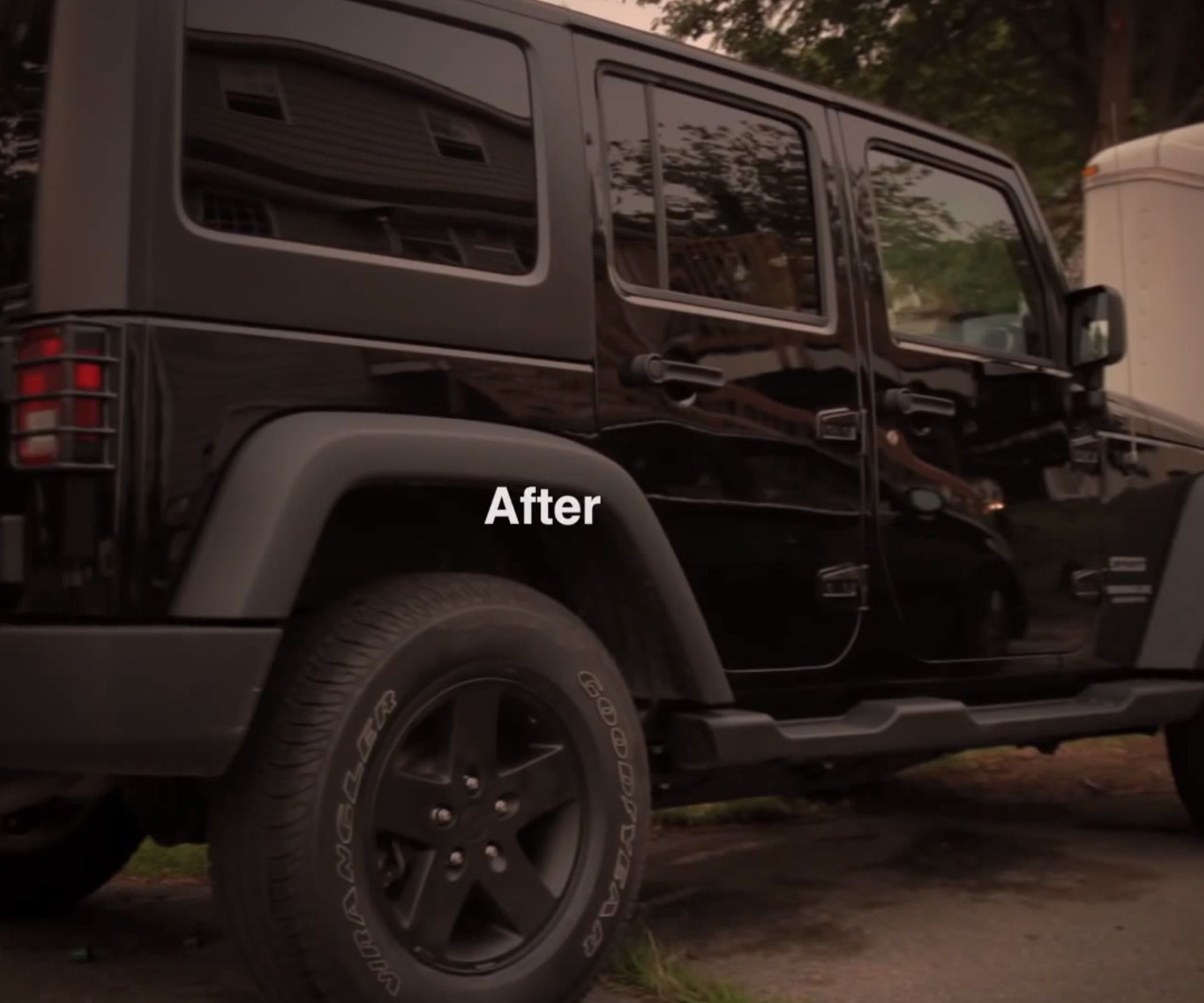 How to plasti dip jeep wrangler wheels without removing