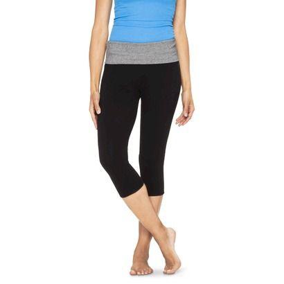 Mossimo Supply Co Printed Skinny Pant Black