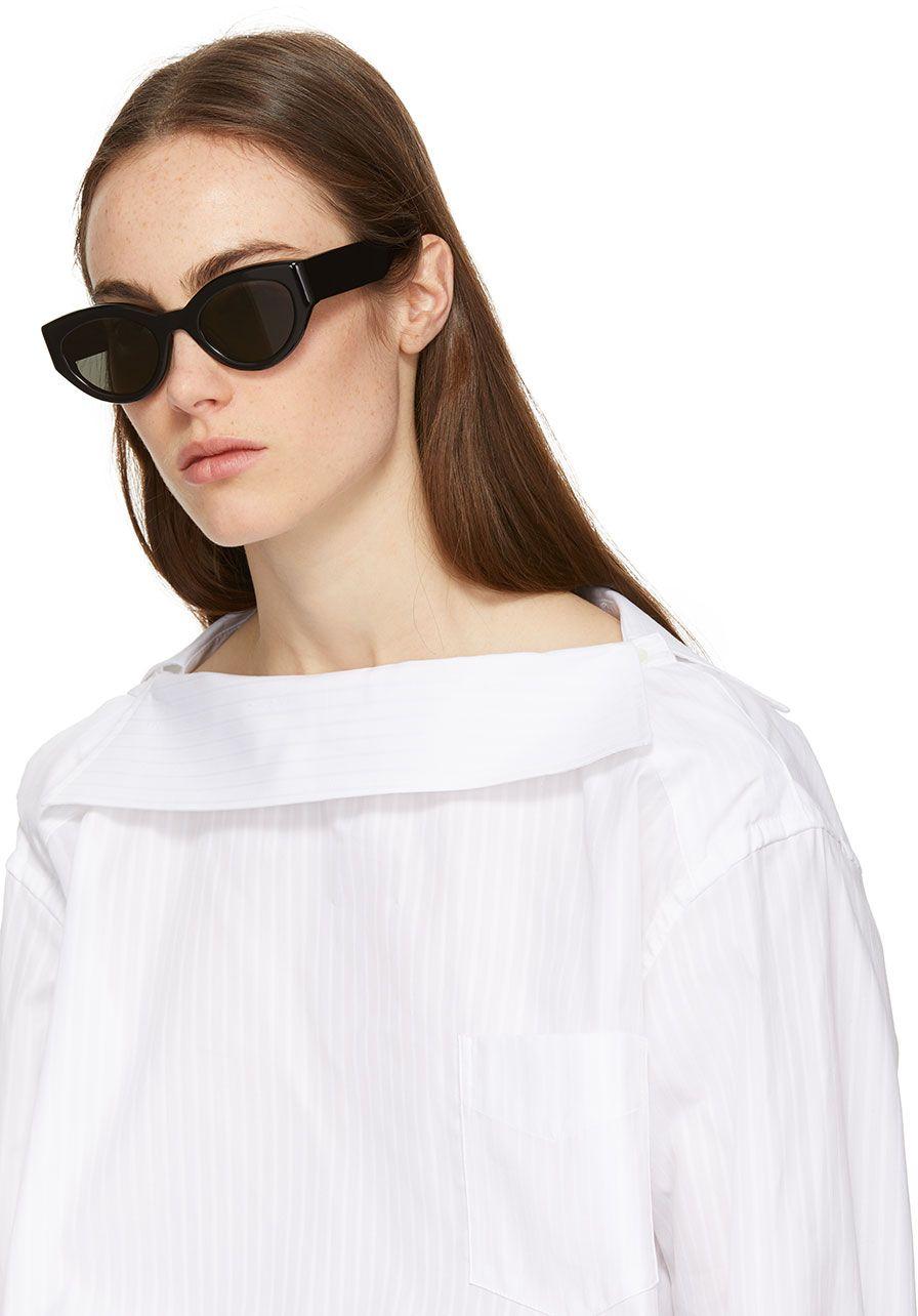 2ede77d3027 Gentle Monster - Black Tazi Sunglasses