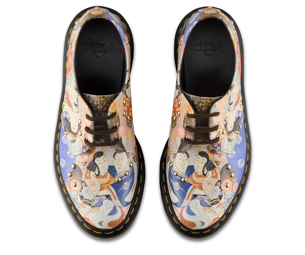 8fe487fb50a This 1461 3-eye shoe pays homage to traditional Japanese art with a fresh