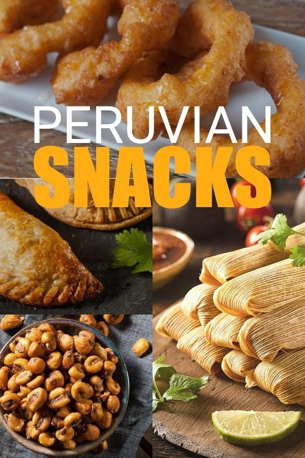 Peruvian Snacks - Sweet And Savoury Bites On The Go - Eat Peru - #bites #peruvian #savoury #snacks #sweet - #LatinFood