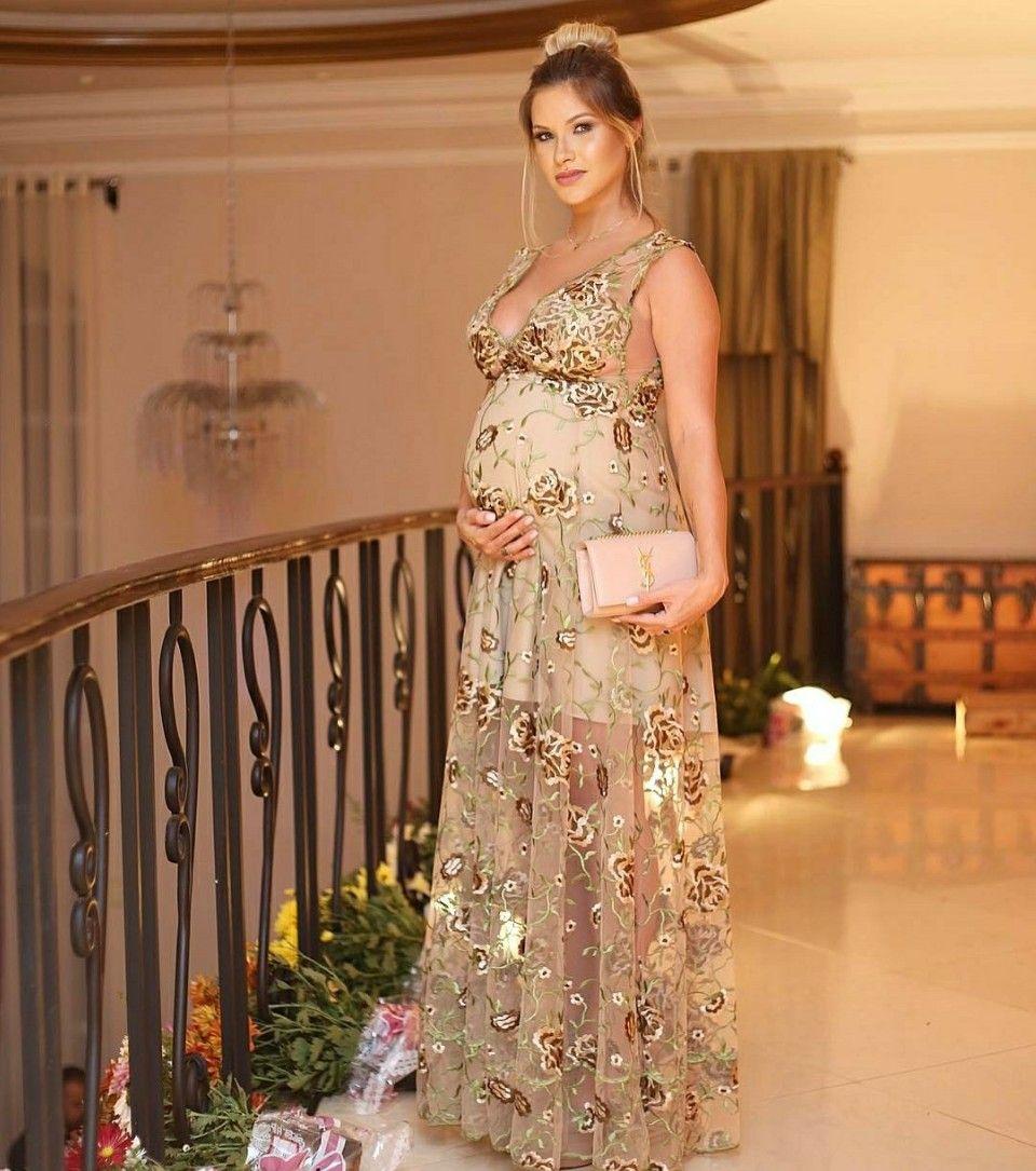 Vestidos De Embarazada Elegantes