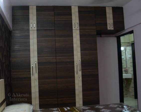 Wardrobe At Thakur Complex Aakruti Interiors Is The Dream Venture