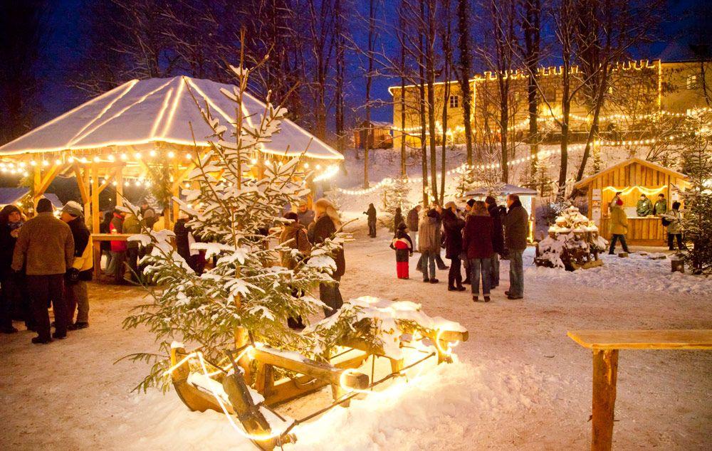 weihnachtsmarkt schloss guteneck nabburg oberpfalz schwandorf amberg weiden regensburg. Black Bedroom Furniture Sets. Home Design Ideas