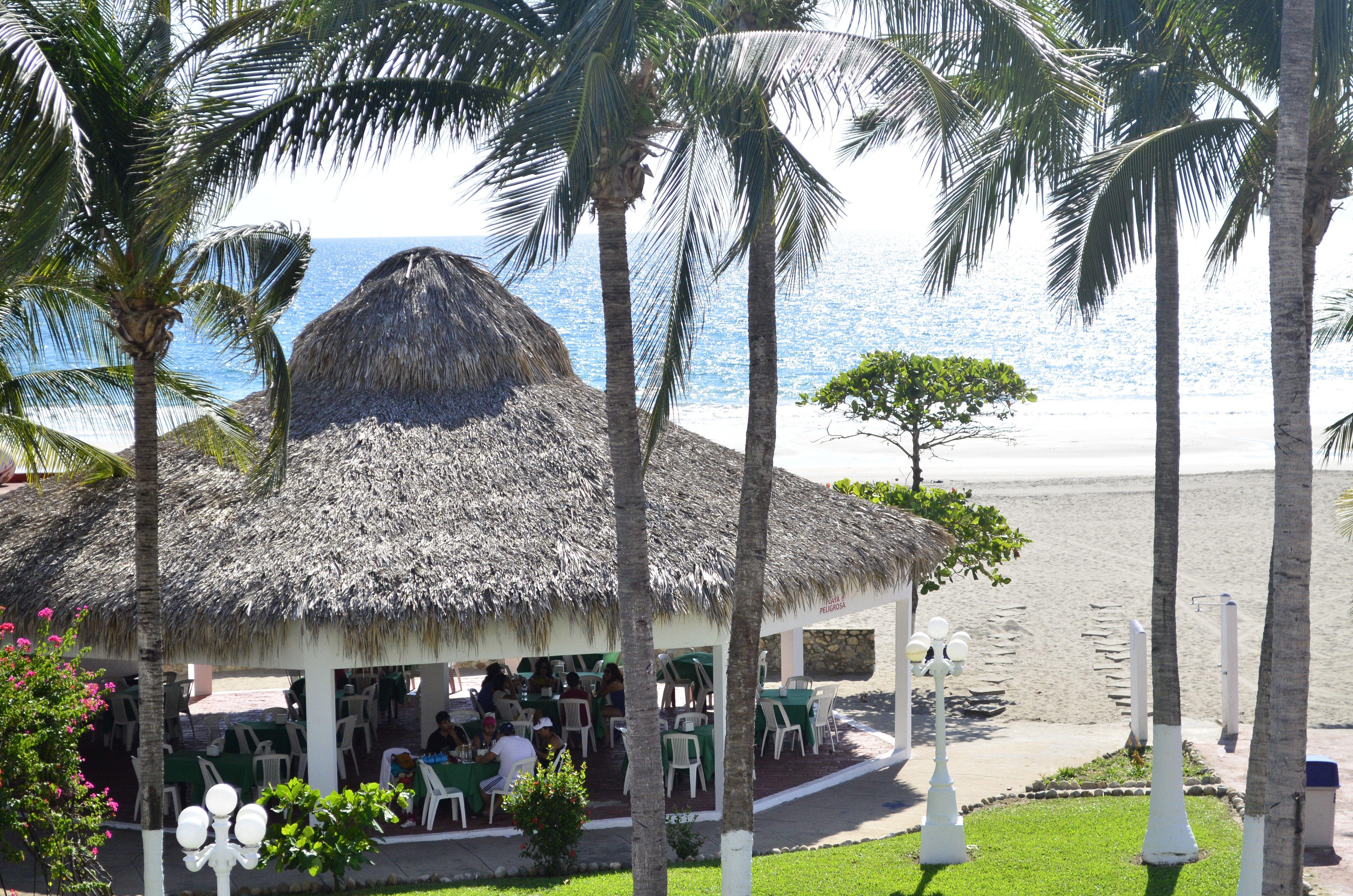 Playa Arista, Chiapas.