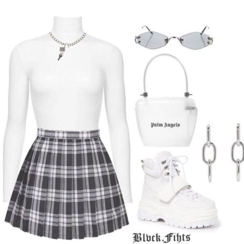 Outfits, Fashion outfits, Cute outfits, Trendy outfits, Aesthetic clothes, Casua...