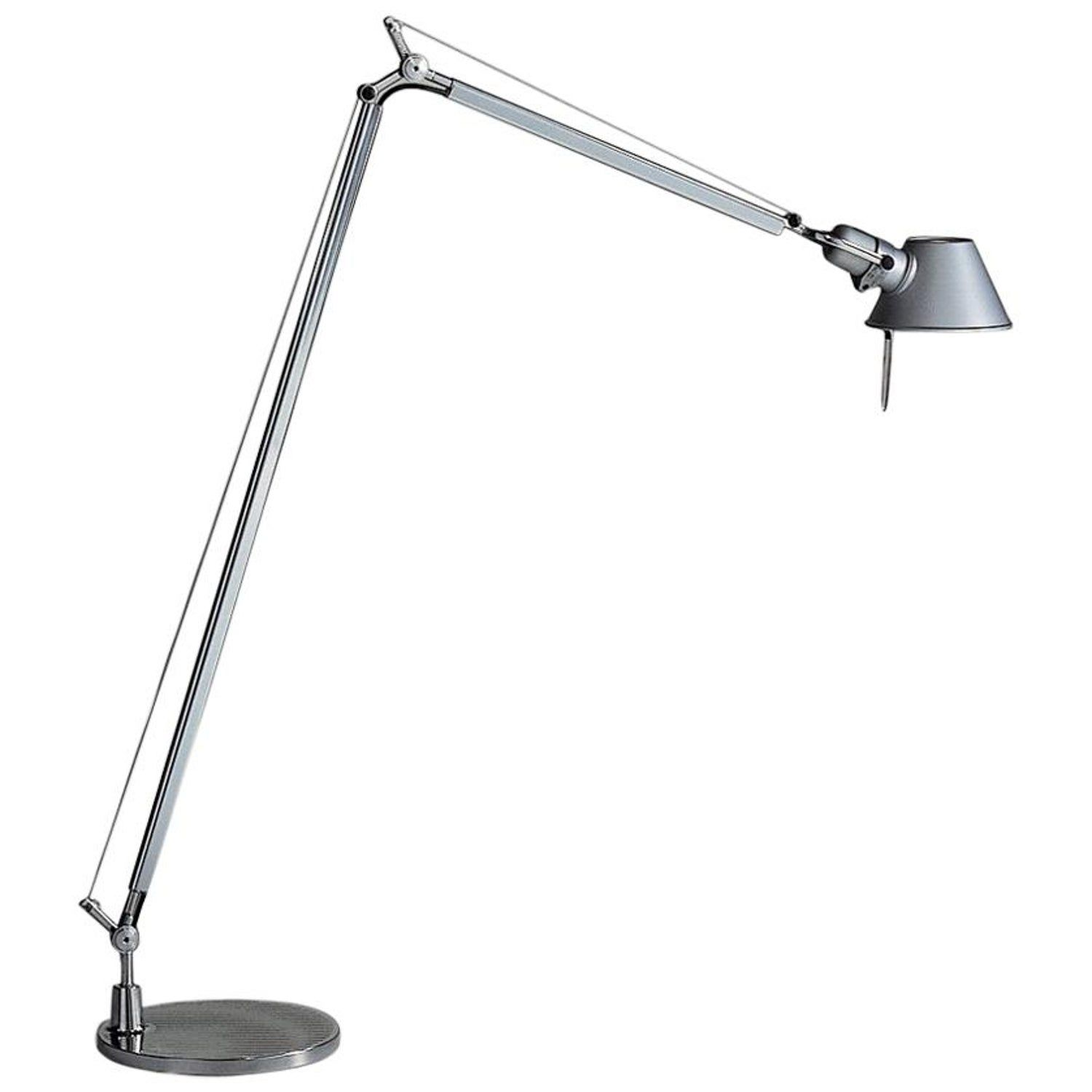 Tolomeo Reading Lamp In Gray By Michele De Lucchi And Giancarlo Fassina Lamp Reading Lamp Reading Lamp Floor