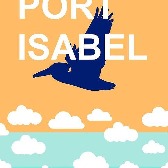 Port Isabel.