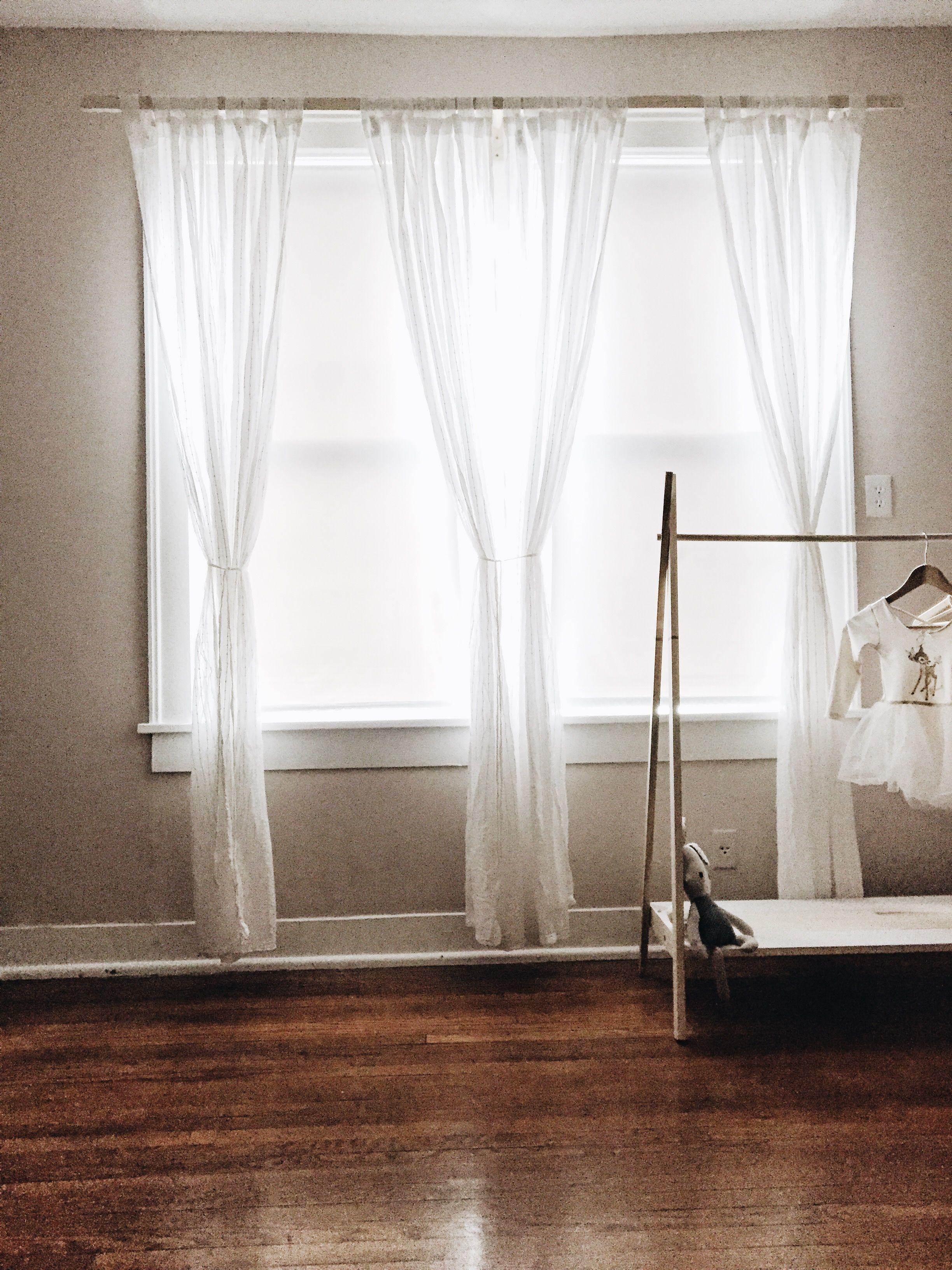 1 X 2 Dowel Curtain Rod Brackets Curtain Rod Brackets Curtains Home