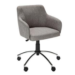 Hygena Sasha Office Chair Grey At Argos Co Uk Visit