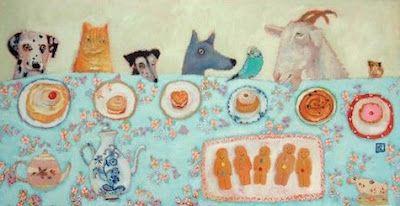 Vanessa Cooper Ii Illustraties Illustratie Illustration