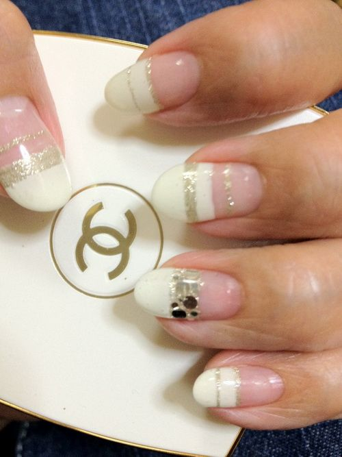 Prom Nail Designs: Luxury Prom Nail Art Design – Oh-Elle | Nail ...