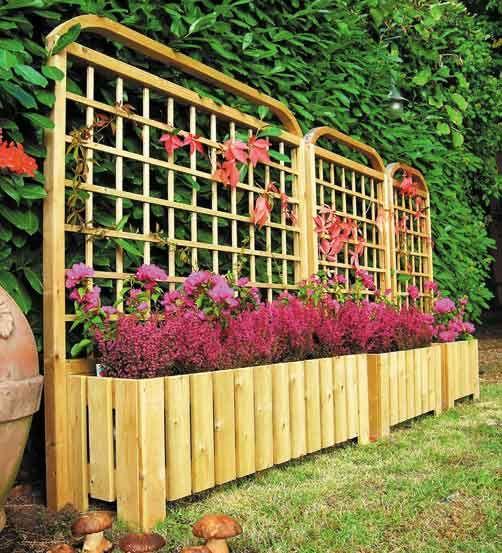 Fioriere gardening pinterest fioriere for Fioriere leroy merlin