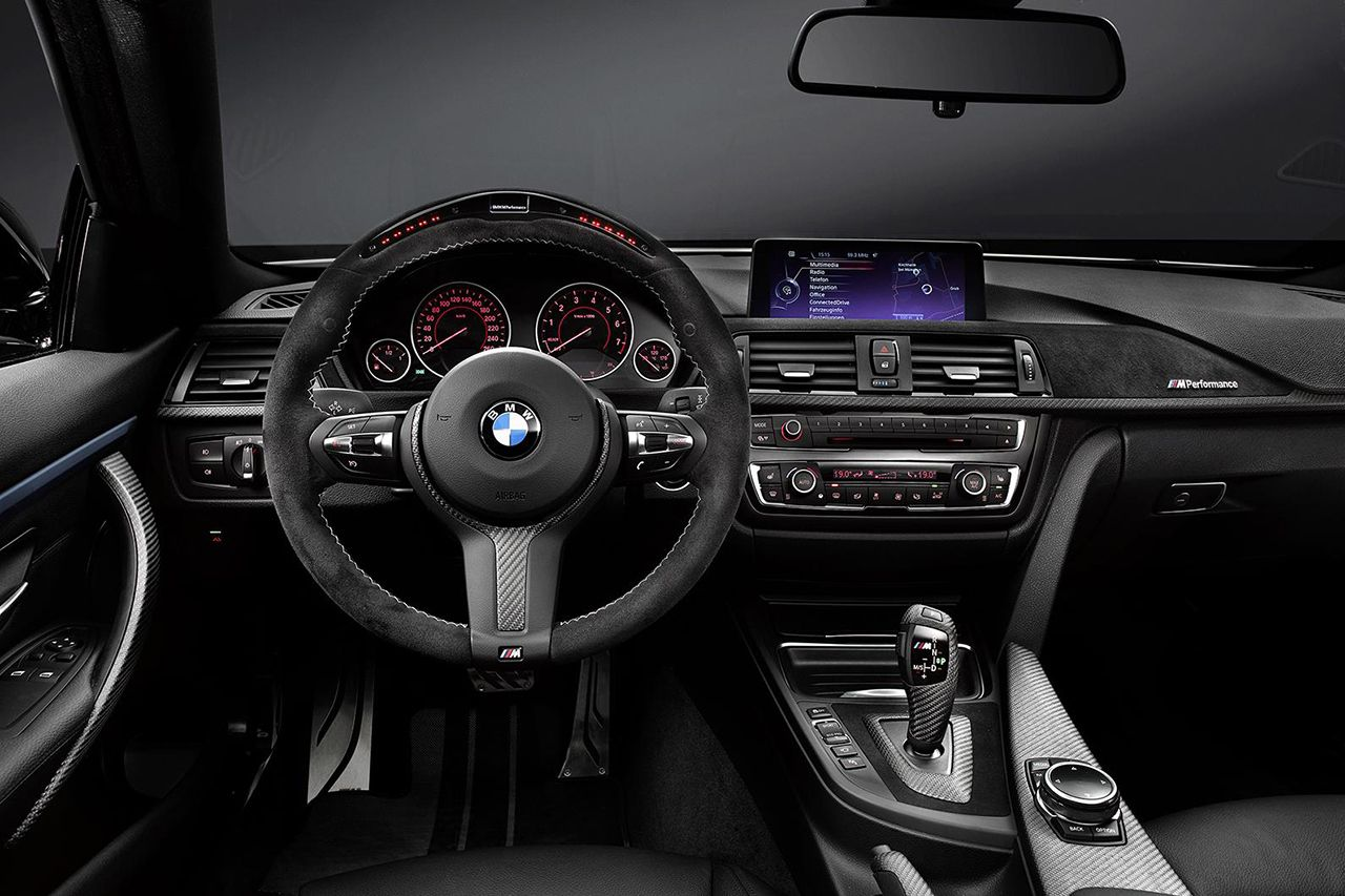 BMW Series Coupe With M Performance Parts BMW Cars And - 2014 bmw 3 series interior