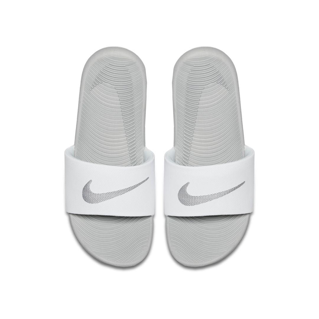 factory price 67892 11218 Nike Kawa Women s Slide Size 12 (White)