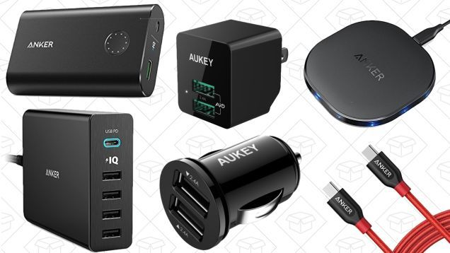 Charging Gear Buying Guide: QuicknCharge USB-C Qi and More