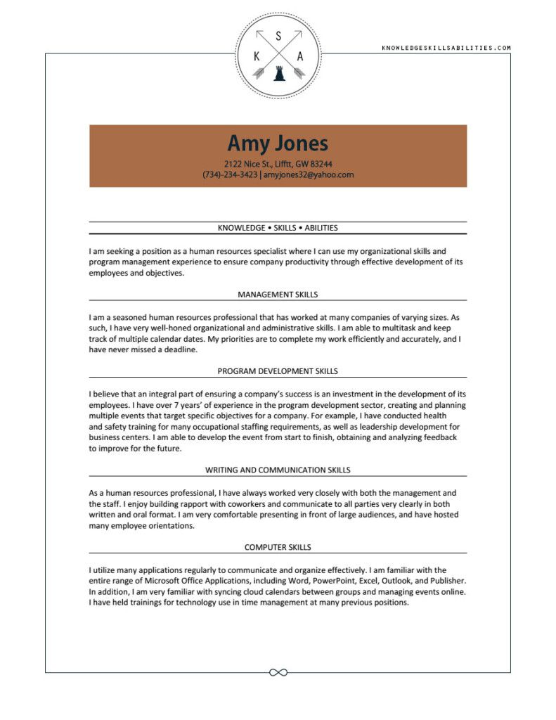 federal government resume writing services